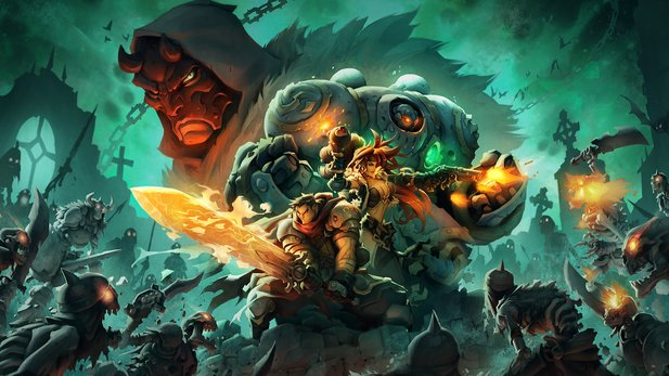 Battle Chasers: Nightwar für Nintendo Switch im Test.