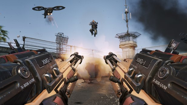 Die Preload-Phase für den Shooter Call of Duty: Advanced Warfare auf der Xbox One hat jetzt begonnen.