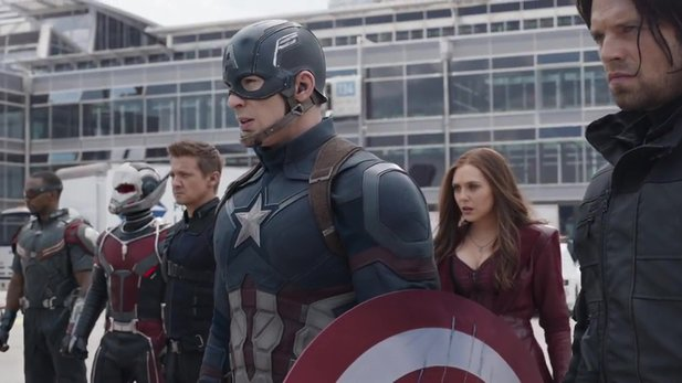 Captain America 3: Civil War - Super-Bowl-Trailer zu Marvels Comic-Verfilmung