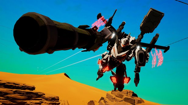Daemon X Machina für Nintendo Switch.
