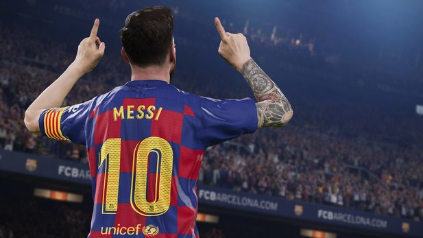 eFootball PES 2020: So installiert ihr Option Files auf der PS4.