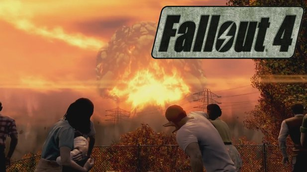 Fallout 4: Nicht die große Bombe - Aber Fallout, also: Hype!