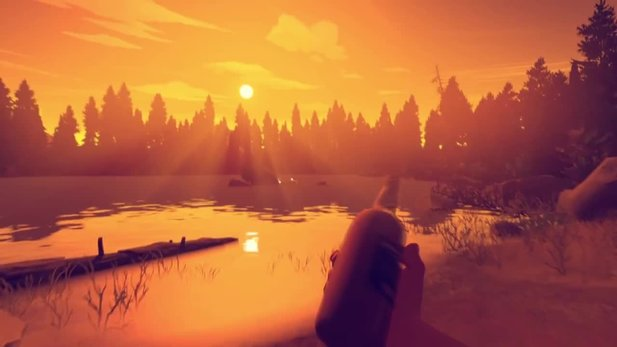 Firewatch - Gameplay-Trailer von der E3 2015
