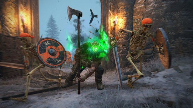 Feast of the Otherworld bringt Halloween nach For Honor.