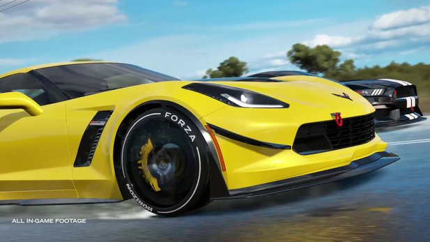 Forza Horizon 3 - Launch-Trailer zum Rennspiel
