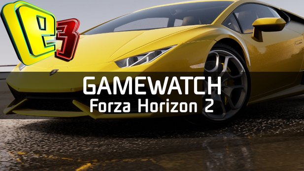 Gamewatch: Forza Horizon 2 - Video-Analyse: Angriff der Open-World-Drivatare
