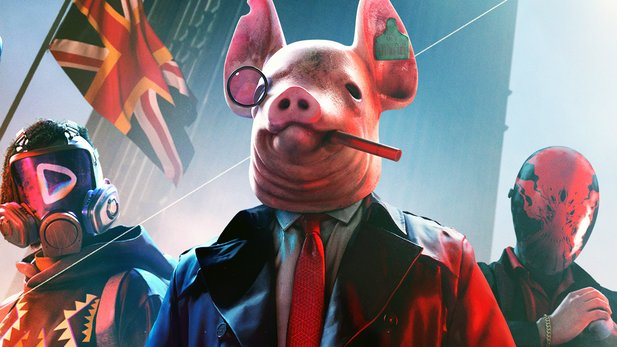 Wie funktioniert Watch Dogs Legion in London, ohne richtige NPCs?