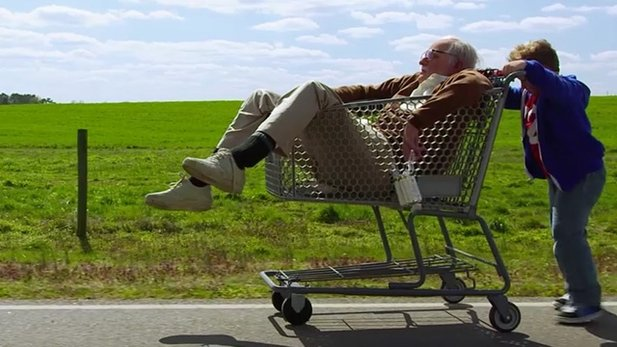 Jackass: Bad Grandpa - Trailer zum neuen Jackass-Film