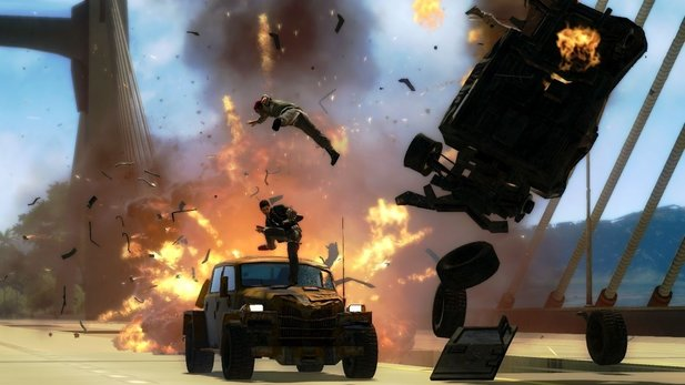 Arbeitet Avalanche Studios an Just Cause 3?