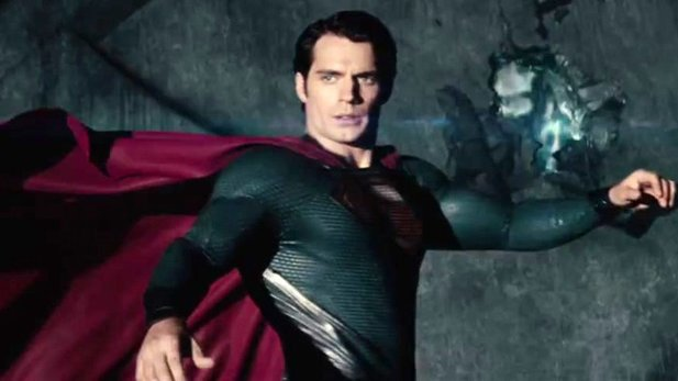 Man of Steel - Kino-Trailer zum Superman-Film