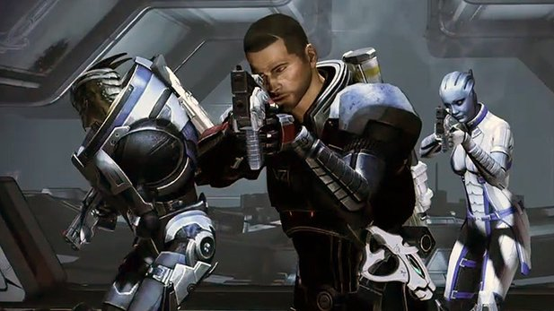 Mass Effect 3 - Spendenaktion beendet.