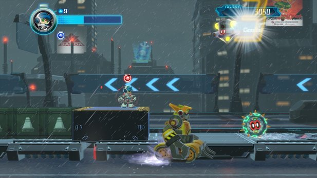Deep Silver gibt den 18. September 2015 als Release-Termin für Mighty No. 9 an.
