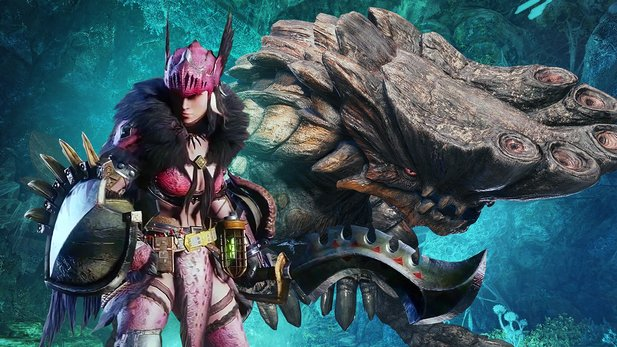 Monster Hunter World: Armor-Set-Empfehlungen.
