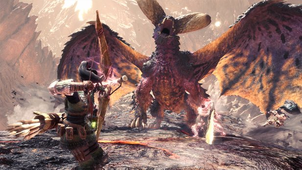 Monster Hunter World: Alle Event Quests im März.