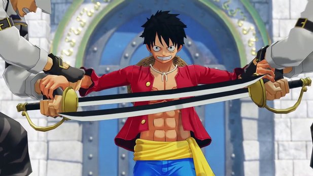 One Piece: World Seeker - Intro zeigt, wieso Ruffy nach Prison Island kam