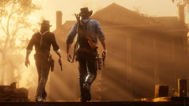 Red Dead Redemption 2 im Wertungsspiegel.