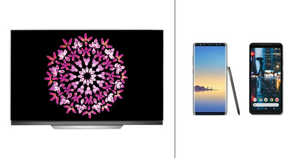 TV & Smartphone-Deals bei Saturn.