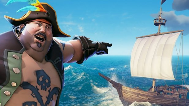 Sea of Thieves landet am Launch-Tag schon im Xbox Game Pass-Programm.