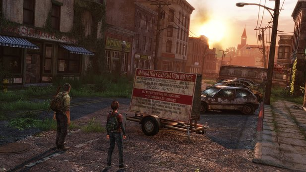Auch The Last of Us Remastered ist in Europa geschnitten.