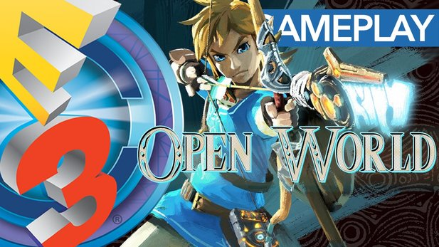 The Legend of Zelda: Breath of the Wild - Kommentiertes Gameplay zur Open World