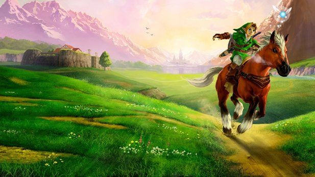 The Legend of Zelda: Ocarina of Time erscheint im Juli 2015 als Virtual-Console-Version für die Wii U.