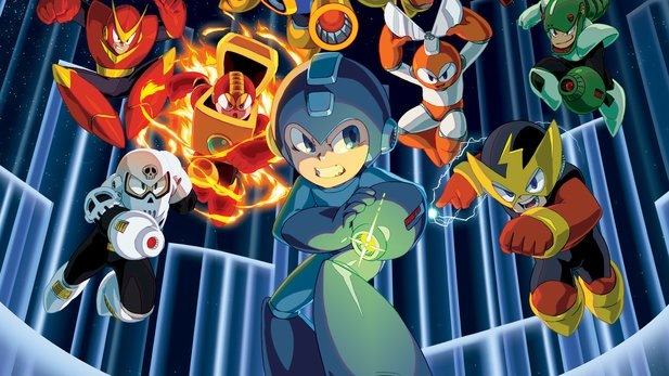 Mega Man: Cool