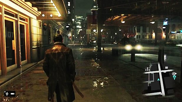 Watch Dogs - Gameplay-Video