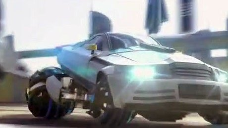 Wipeout 2048 - Gameplay-Trailer zeigt die Evolution des Automobils