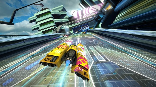 WipEout Omega Collection hat nun ein VR-Update bekommen.