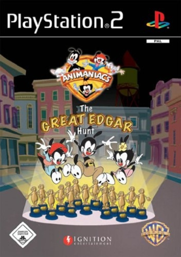 Cover zu Animaniacs: The Great Edgar Hunt