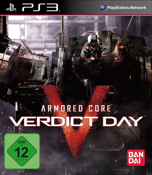 Cover zu Armored Core: Verdict Day