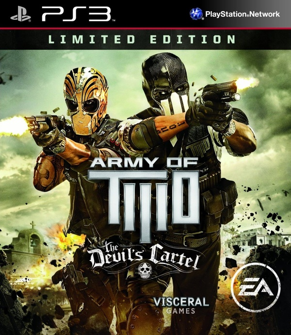 Cover zu Army of Two: The Devil's Cartel