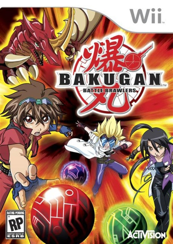 Cover zu Bakugan: Battle Brawlers