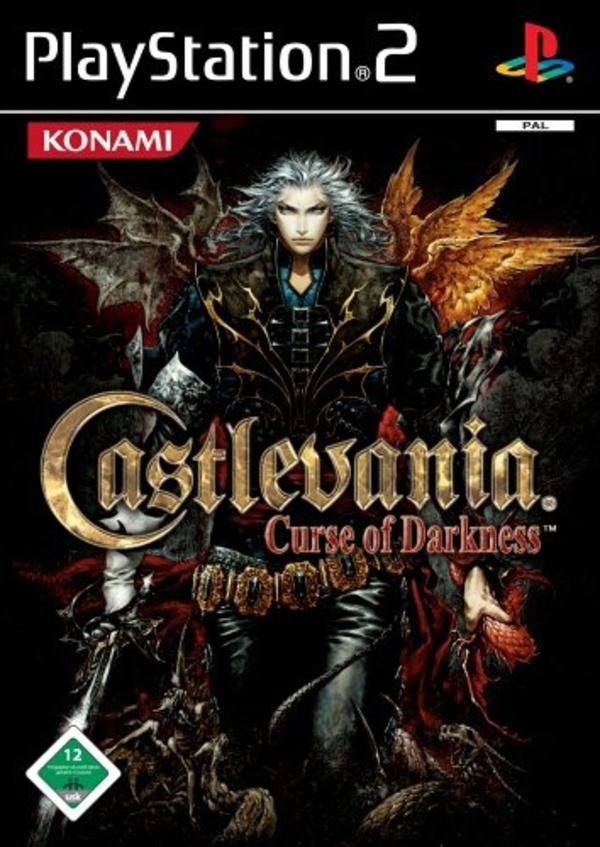 Cover zu Castlevania: Curse of Darkness