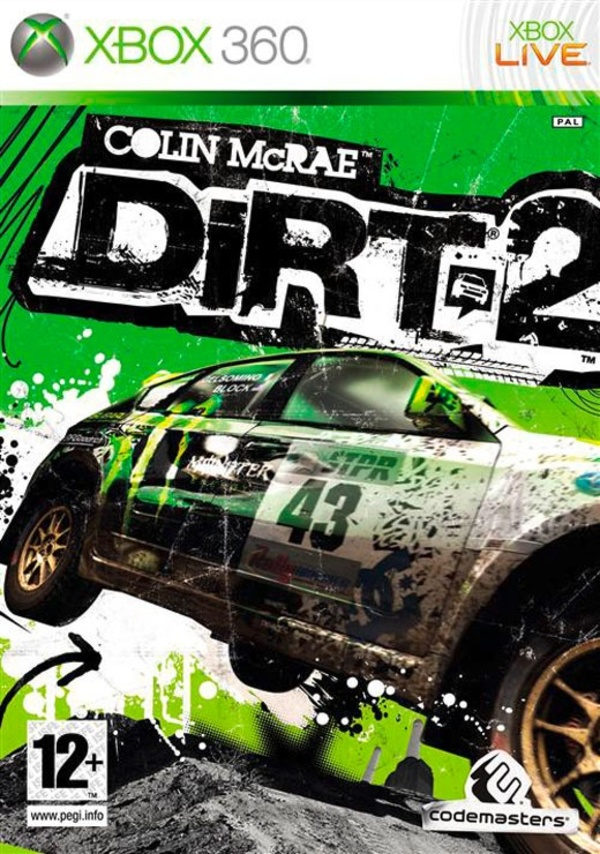 Cover zu Colin McRae: DiRT 2