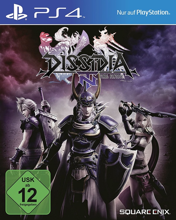 Cover zu Dissidia Final Fantasy NT