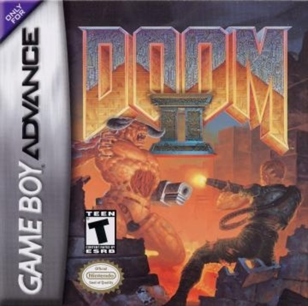 Cover zu DOOM II: Hell on Earth