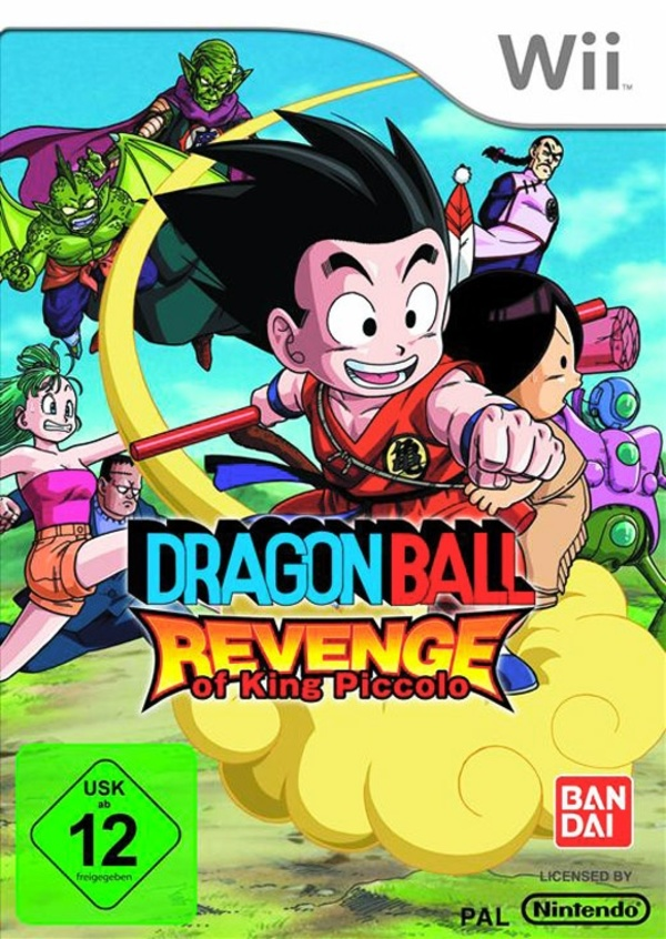 Cover zu Dragon Ball: Revenge of King Piccolo