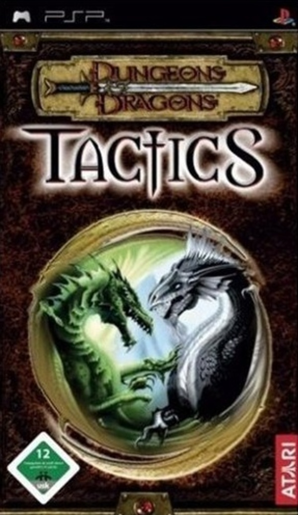 Cover zu Dungeons & Dragons: Tactics