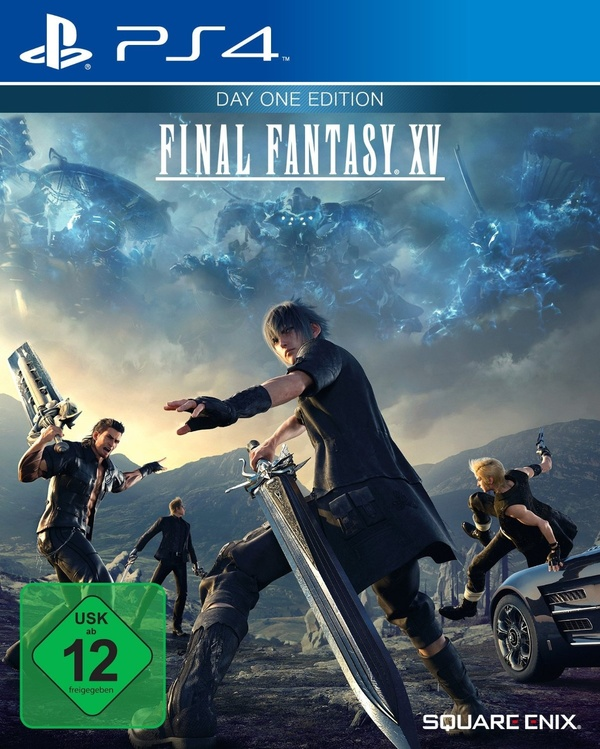 Cover zu Final Fantasy 15