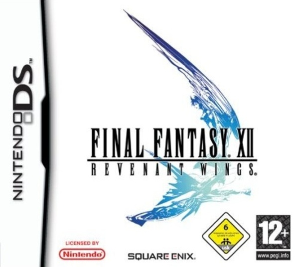 Cover zu Final Fantasy XII: Revenant Wings