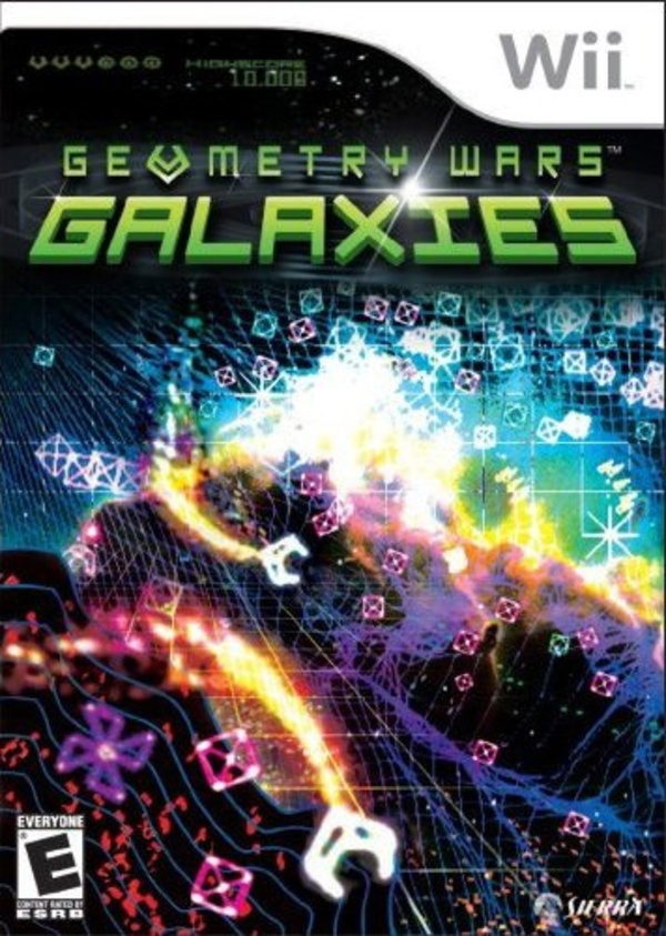 Cover zu Geometry Wars: Galaxies