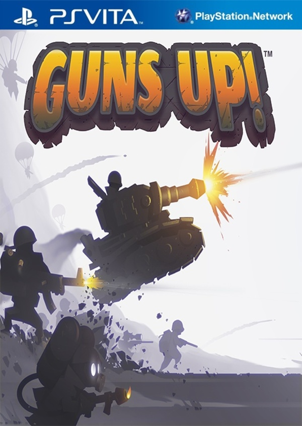 Cover zu Guns Up!
