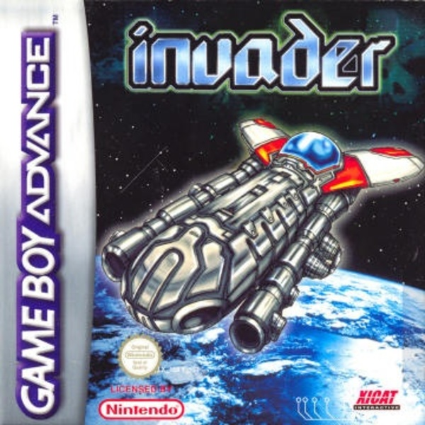 Cover zu Invader