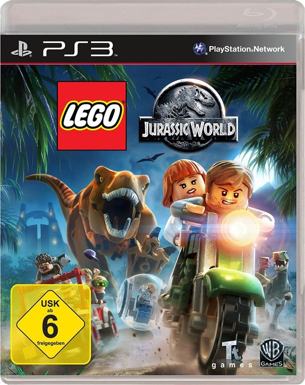 Cover zu LEGO Jurassic World