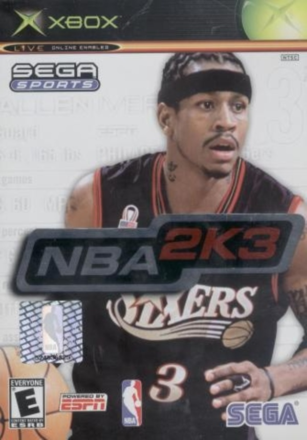 Cover zu NBA 2K3
