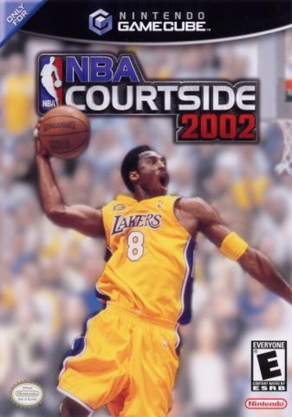 Cover zu NBA Courtside 2002