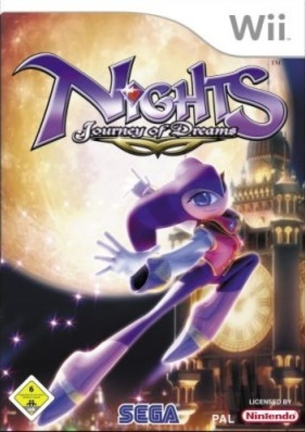 Cover zu NiGHTS: Journey of Dreams