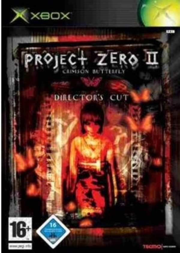 Cover zu Project Zero II: Crimson Butterfly Director's Cut
