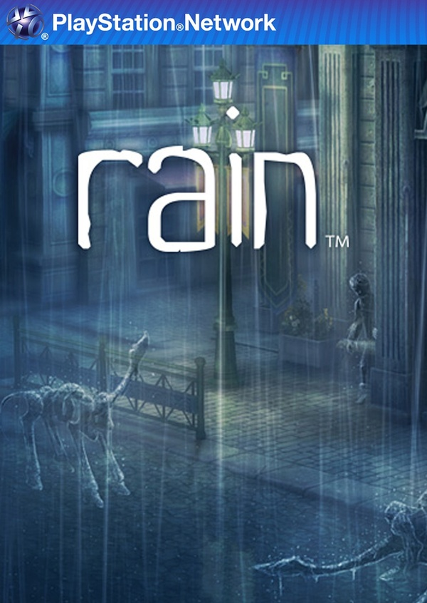 Cover zu Rain (PSN)